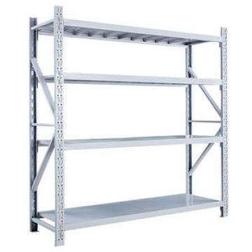 Multi-Tier Construction Material Storage Cantilever Racking