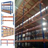 Light Medium Duty Racking System Industrial Warehouse Storage